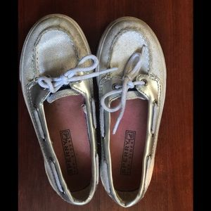 Kid's Sperrys; 11M toddler